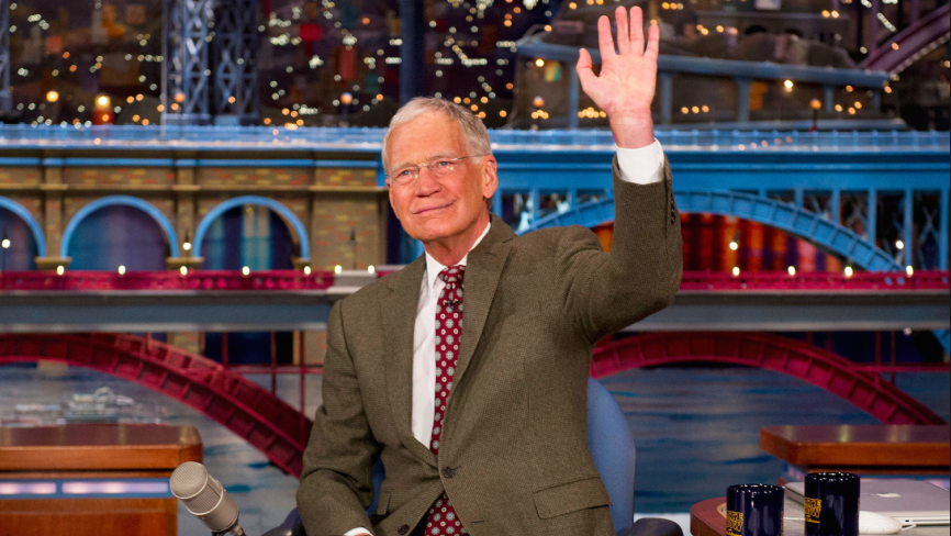 Mike's mockjockery: Bye bye Dave Letterman and thanks for all the laffs