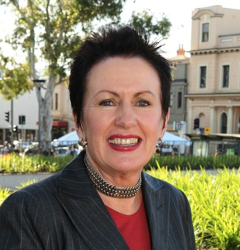 Lord Mayor Clover Moore