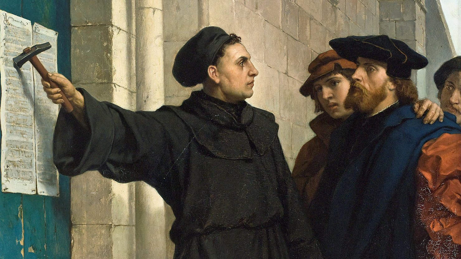 What we still owe to Martin Luther, 500 years on