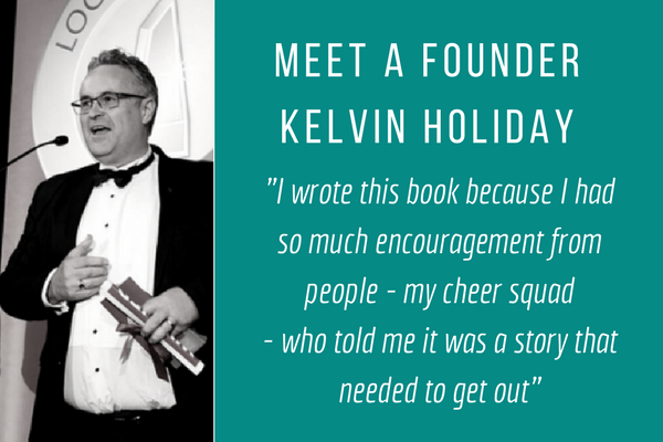 Meet a CEO: Kelvin Holliday from the Transformational Group