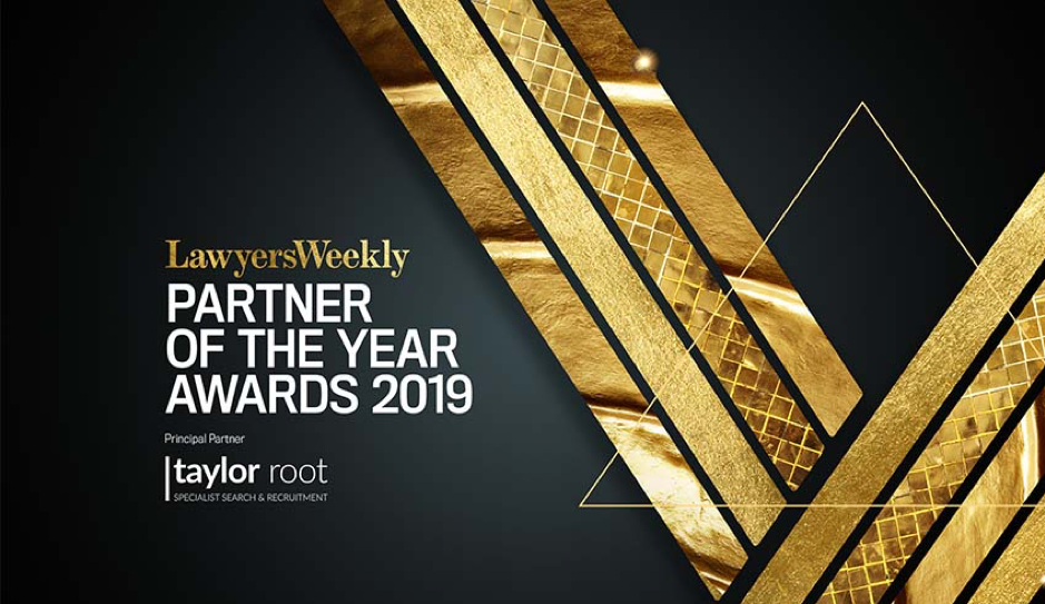 Mellissa Larkin shortlisted for the prestigious 'Partner of the Year Awards 2019'