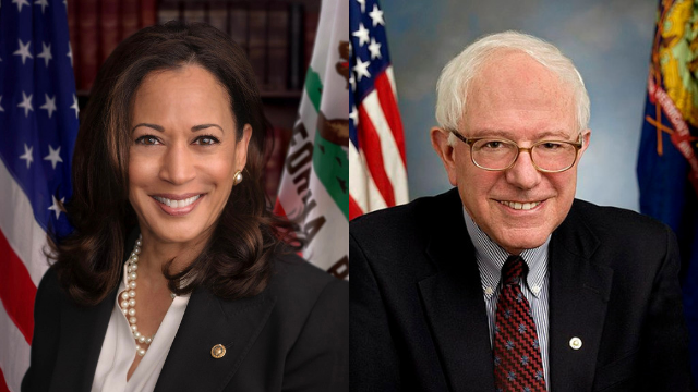 Bernie v Kamala: Not all black votes are created equal