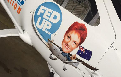 Don't blame Pauline's plane, blame the system that gave it wings
