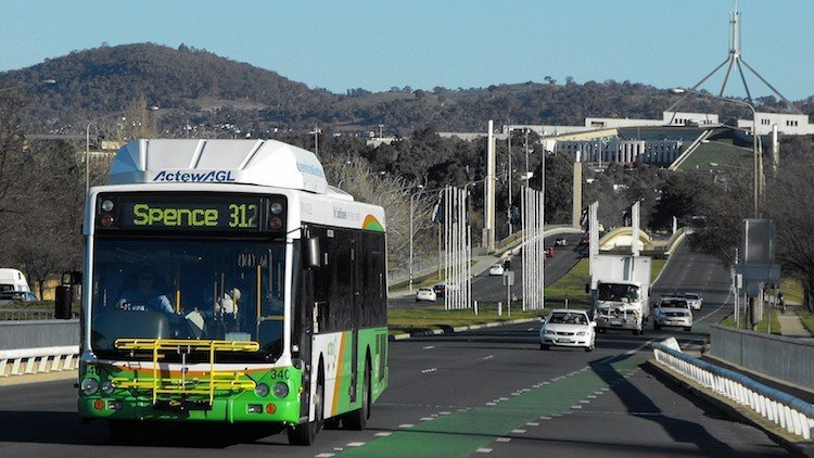 The bus stops here: Taking back the Canberra timetable for all Canberrans
