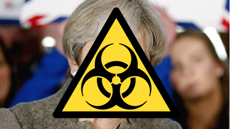 May survives leadership spill, our national disease goes viral