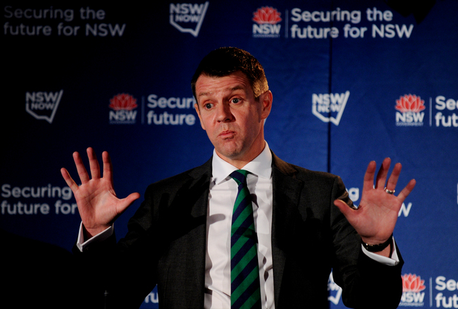 The court of public opinion: Mike Baird