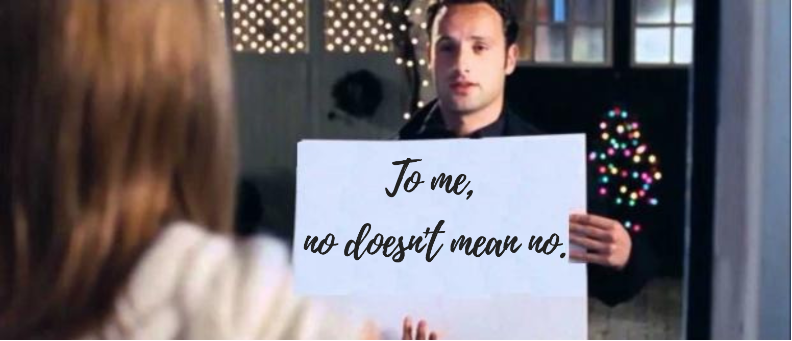 We fixed 'Love Actually' to fit 2018