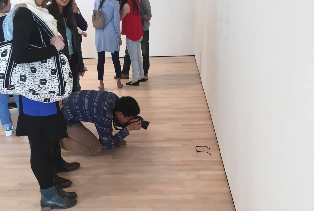 Ask Dotty: How do I bluff my way through an art exhibit?
