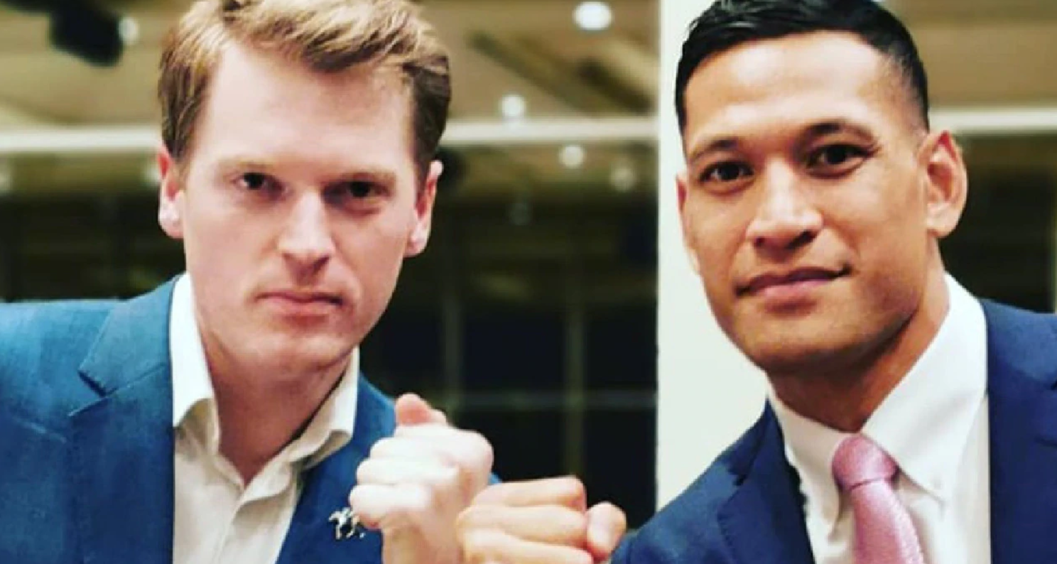 Folau's new benefactors are a tax-free political lobby fronting as a charity