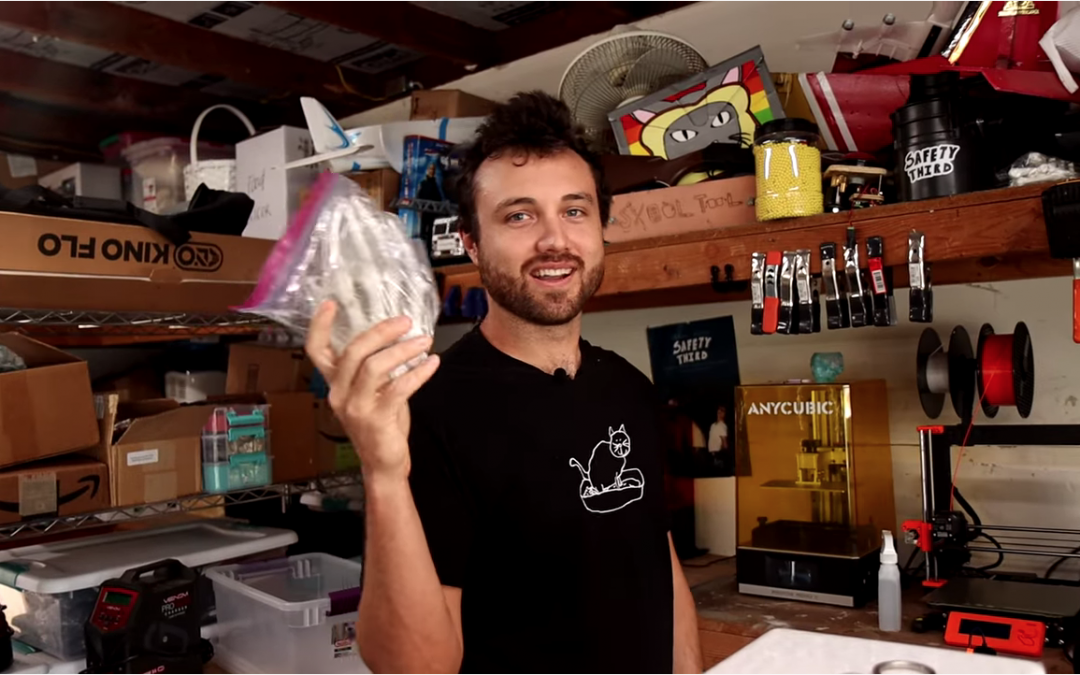 Dude creates own X-ray machine after $70,000 bill