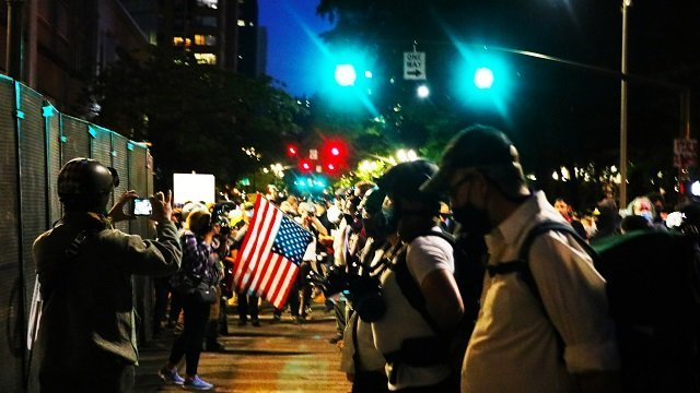 Power to the people: A firsthand account of the unrest in Portland