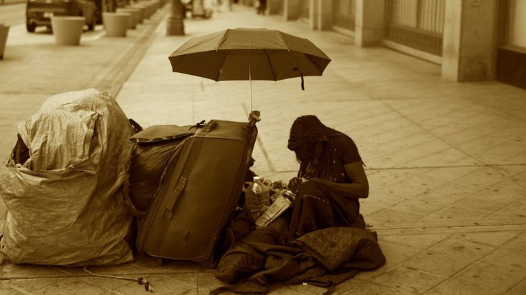 Are we helpless when it comes to the homeless?