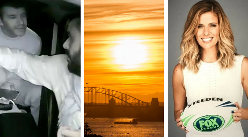 While you were asleep: Uber CEO abuses Uber, Sydney's summer heat record, Rugby's first all-female panel
