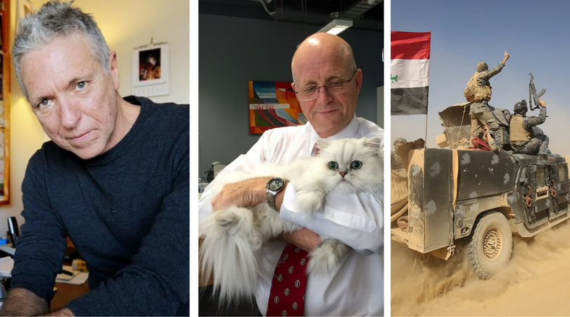 Current Affairs Wrap: Mosul's awkward invasion, Leyonhjelm brings his guns to town