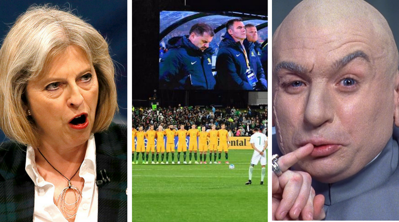 Current Affairs Wrap: May's awful June, Adelaide Oval flashpoint, Mozambique's baldness cure