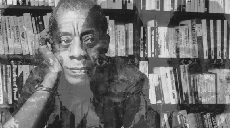 Know who you're Googling: James Baldwin