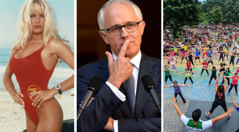 While you were asleep: Pam pans Theresa, Newspoll flays Mal, Iran bans Zumba