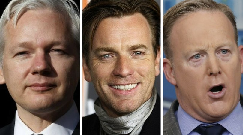 While you were asleep: Assange books US jaunt, Ewan ditches Piers, Trump wants recount