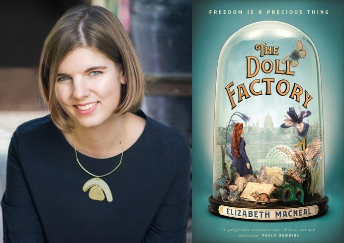 """The Doll Factory"" is a novel throwback to issues we still face"