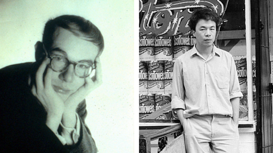 The first steps of genius: Warhol and Weiwei