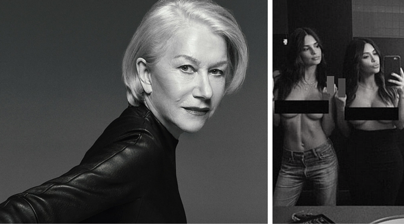 Helen Mirren: Big Teaser, bigger icon for the liberated woman