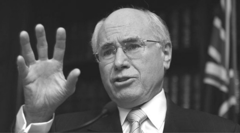 John Howard's comments: lack of foresight, lack of understanding