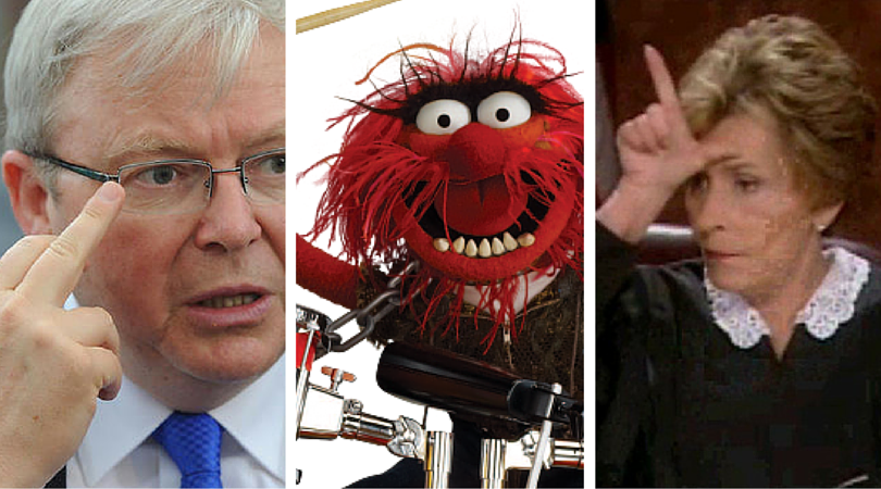 Current Affairs Wrap: Gun violence in Canada, the passing of a muppet and the return of Rudd