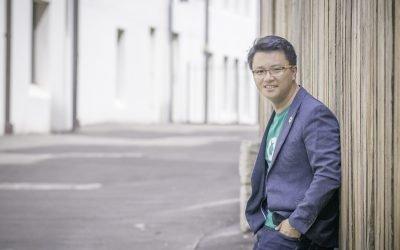 Meet a CEO: Victor Lee, Communiteer