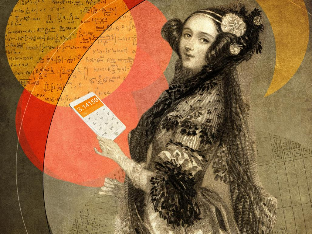 Hailing Ada Lovelace, the 19th century mother of computer science