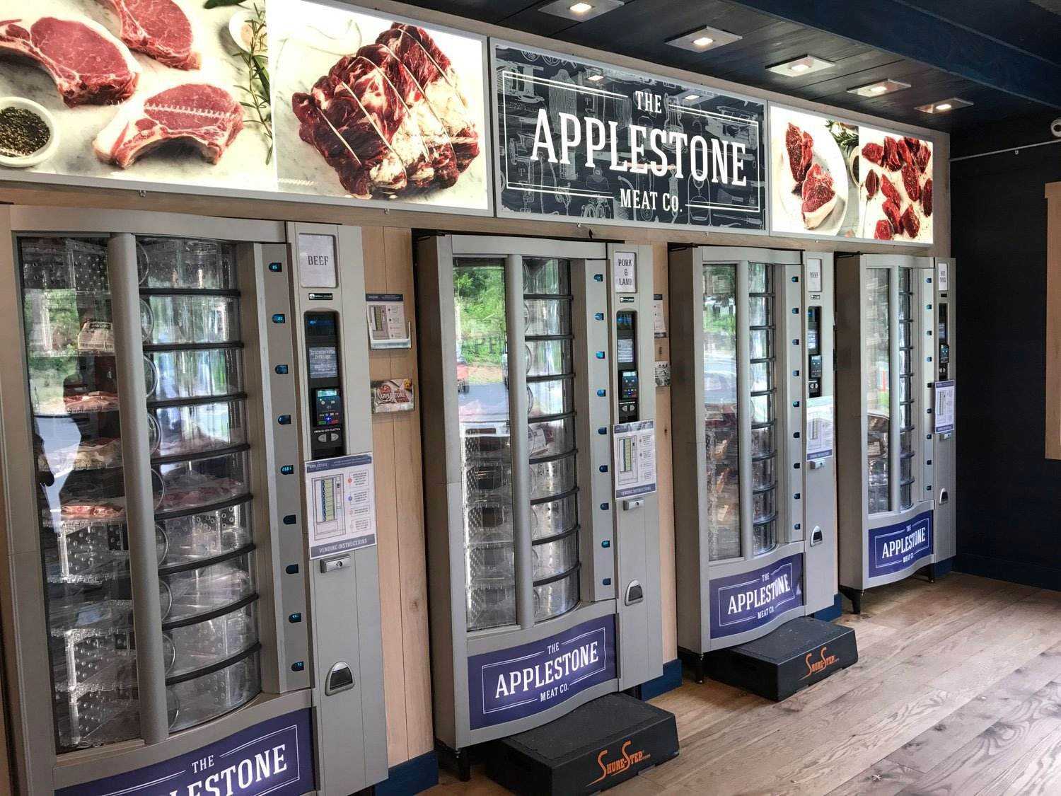 NY takes on Japan's vending machines with 24-hour meat dispenser