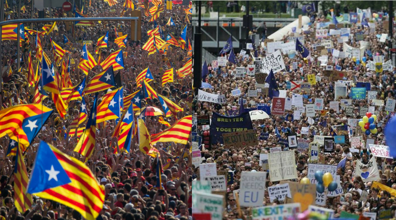Brexit, Catalonia…who next?
