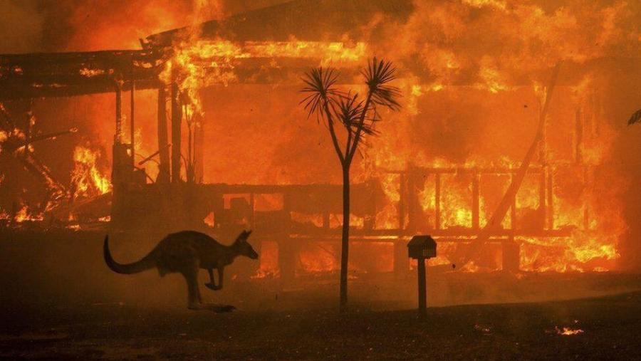 In 2000, Australia became the climate pariah it is today