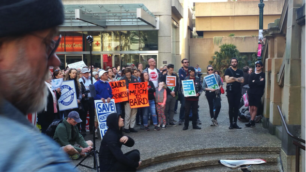 March Against Mike: Is Baird all bad?