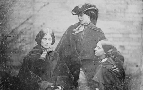 Know who you're Googling: The Brontë Sisters