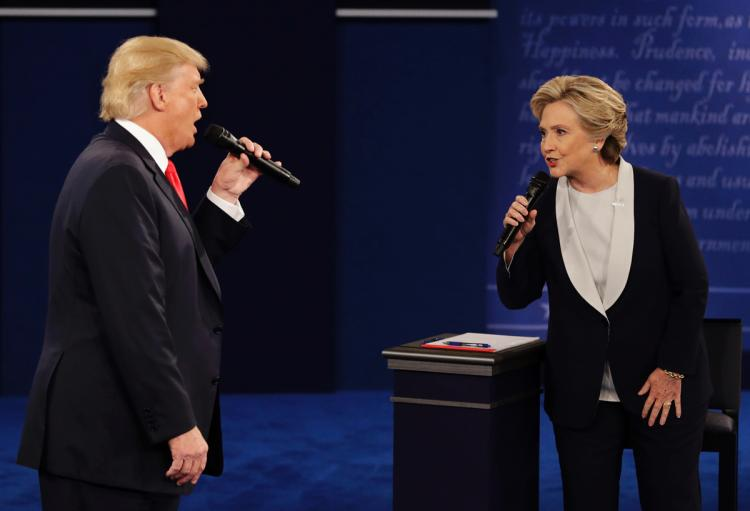 2nd Presidential Debate: Threats, lies and videotape