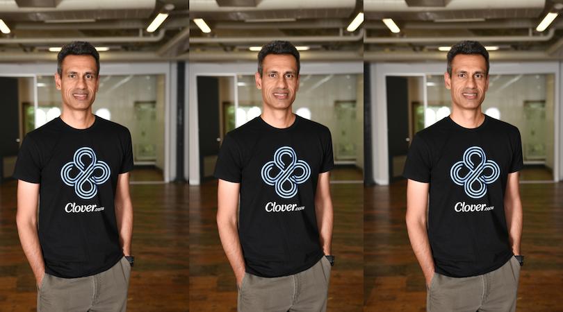 Meet a CEO: Harry Chemay, Clover.com.au