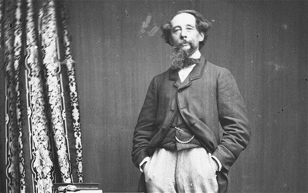 Know who you're Googling: Charles Dickens