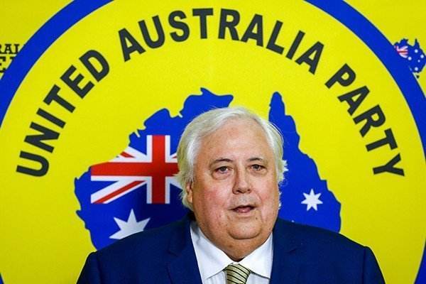 Lunatic fringe or secret progressive: What does Clive Palmer actually want?