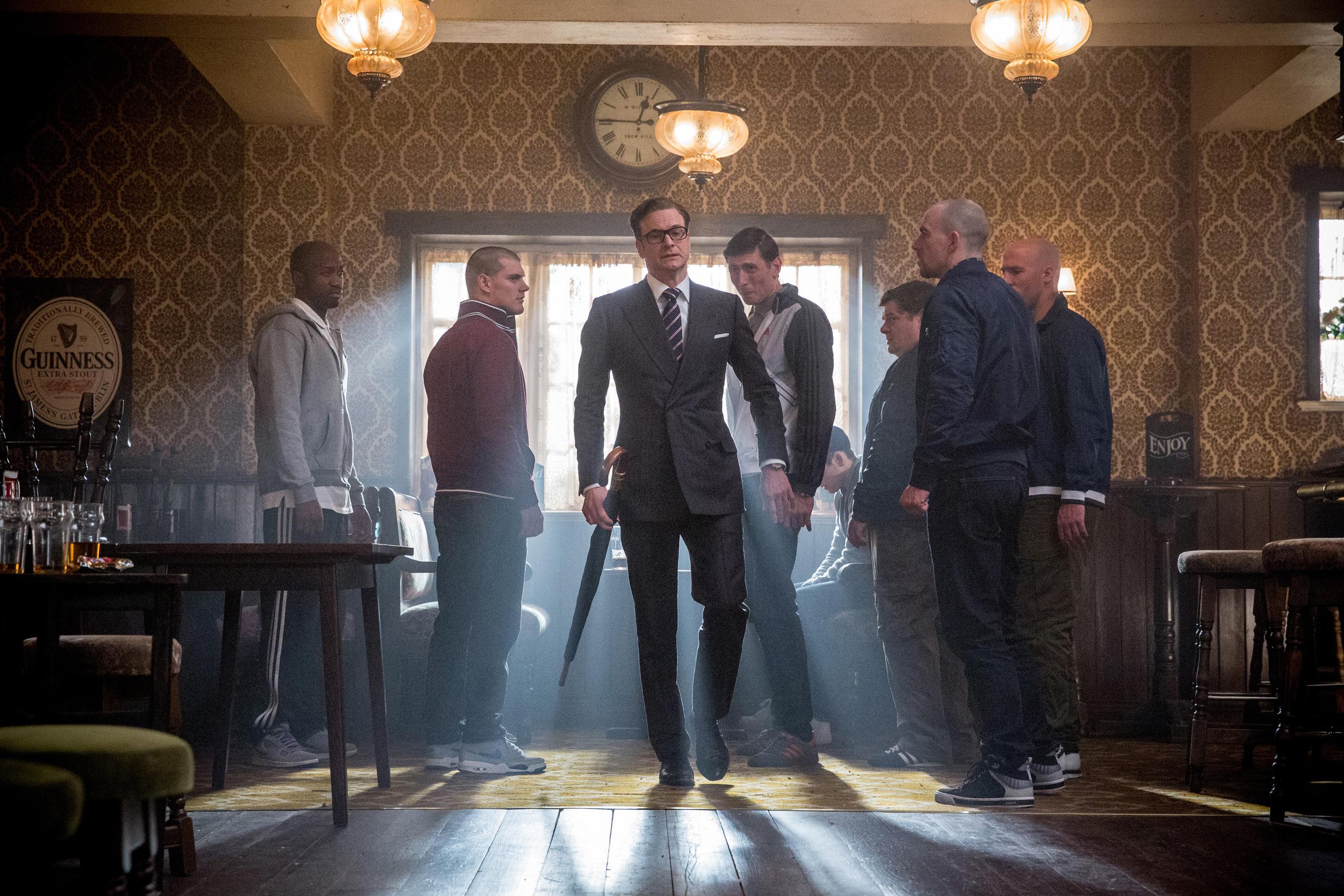 Film Review: Kingsman, The Secret Service
