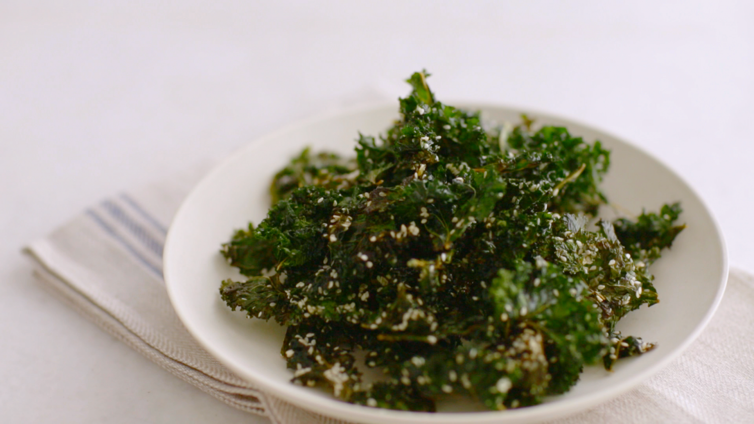 Home Grown Country Life: Kale chips recipe