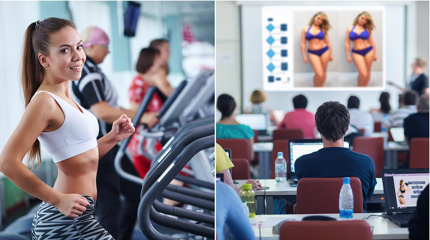 "Sydney gym now offering Photoshop courses to ""complete body transformations"""