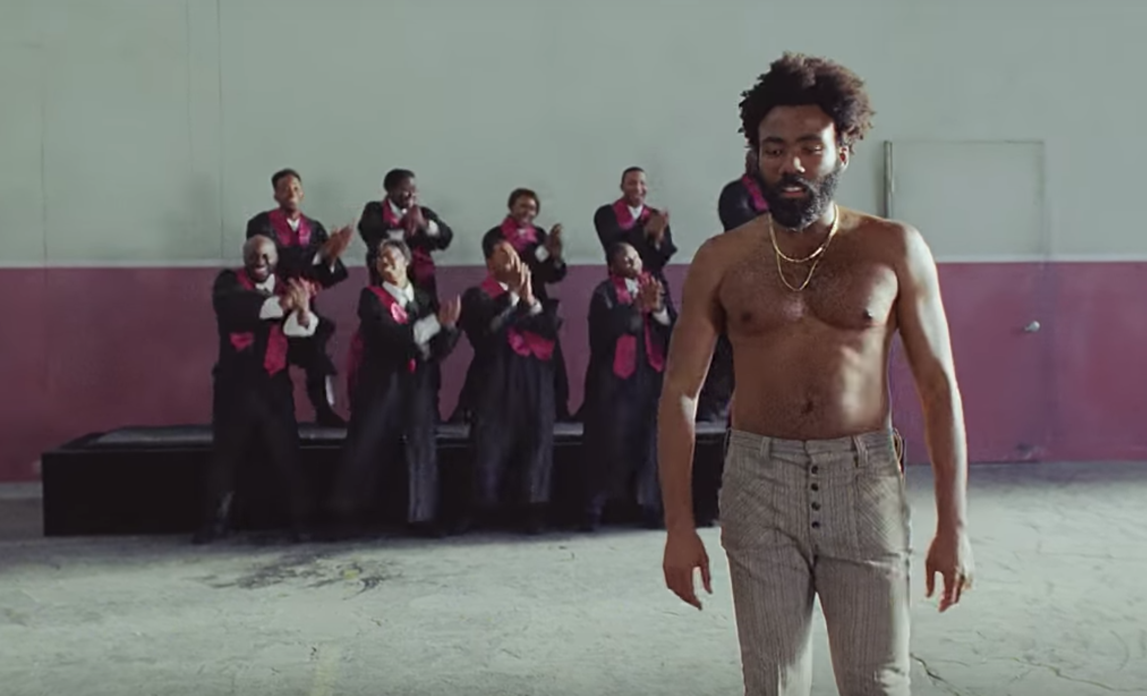"Solely elevating Donald Glover after ""This is America"" proves his point"