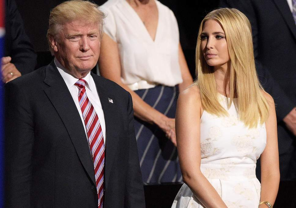 Ivanka: Regarding Dad, the devil I know is preferable to the ones that I don't