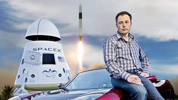 Elon Musk reaches the final frontier…of corporate advertising