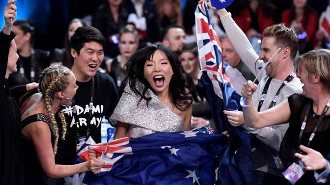 Eurovision '16: Australia almost conquers europe, love rules all