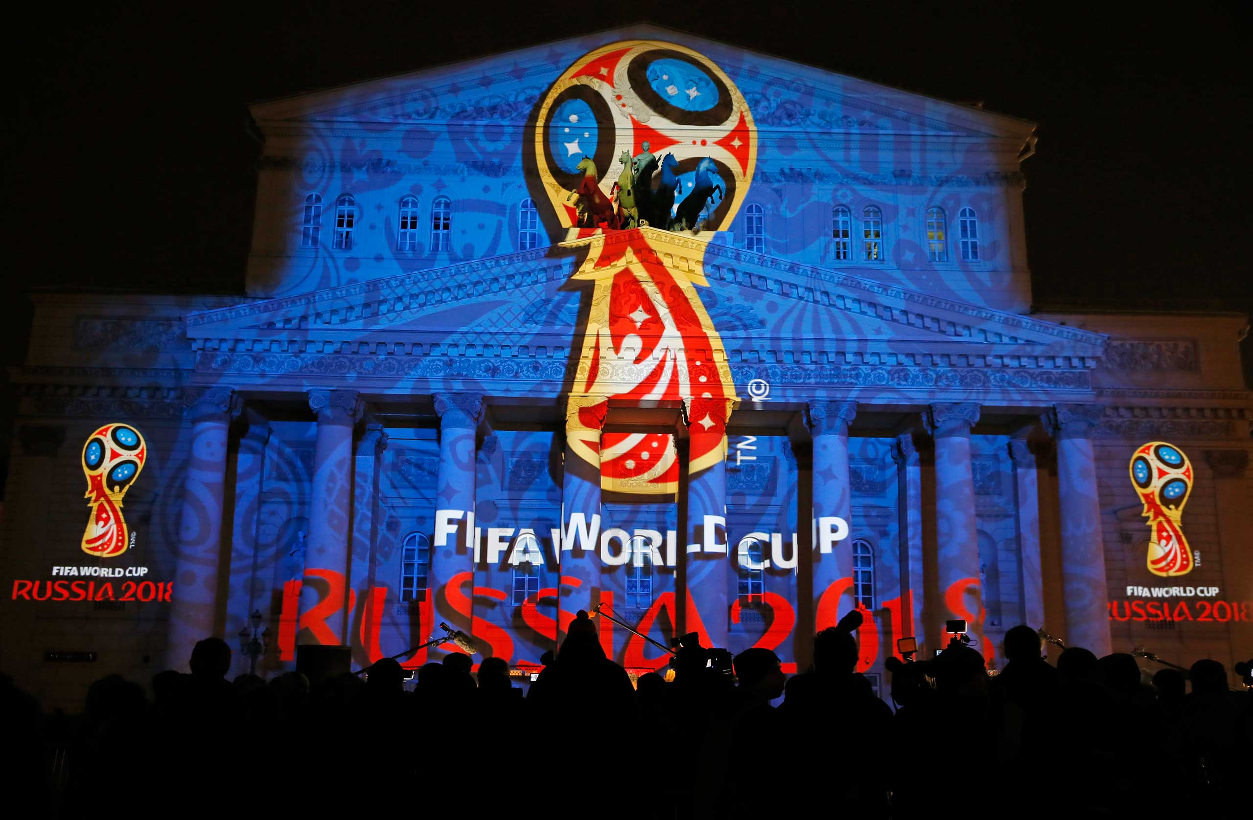 Russia's World Cup: The ugly side of the beautiful game
