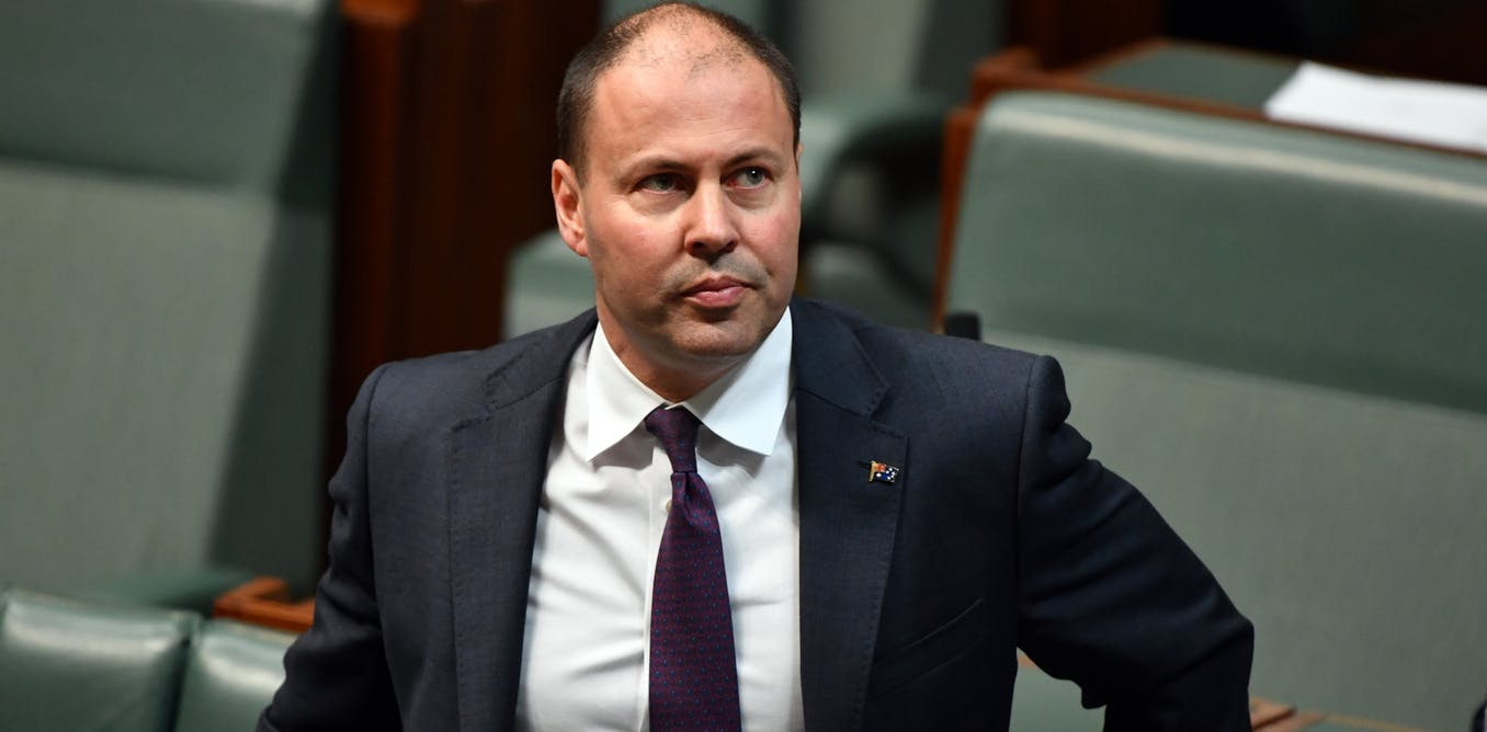 "Frydenberg tells businesses to ""back"" themselves, it's not that simple"