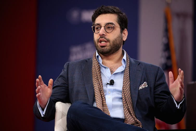 Far-right speaker Raheem Kassam reanimates our free speech/hate speech debate