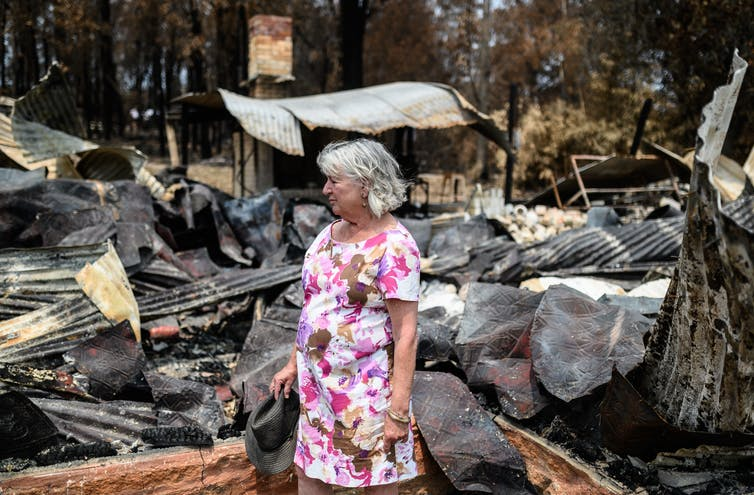 Nearly 80% of Australians affected in some way by the bushfires