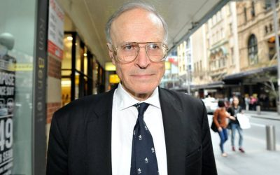 Dyson Heydon faces fresh sexual harassment allegations